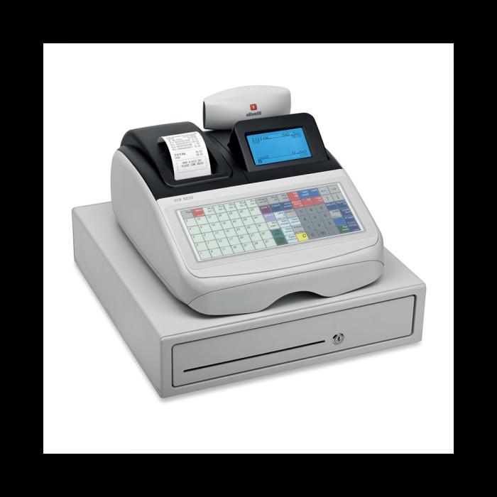 Olivetti 6920F Cash Register