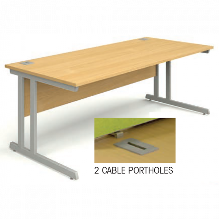Rectangle Desk
