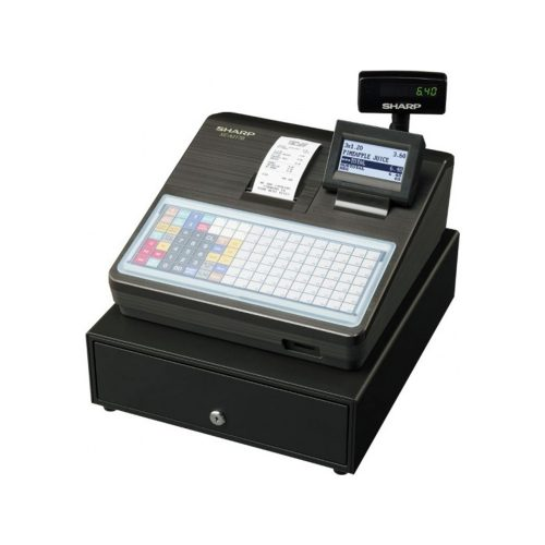 Sharp XE A217 Cash Register